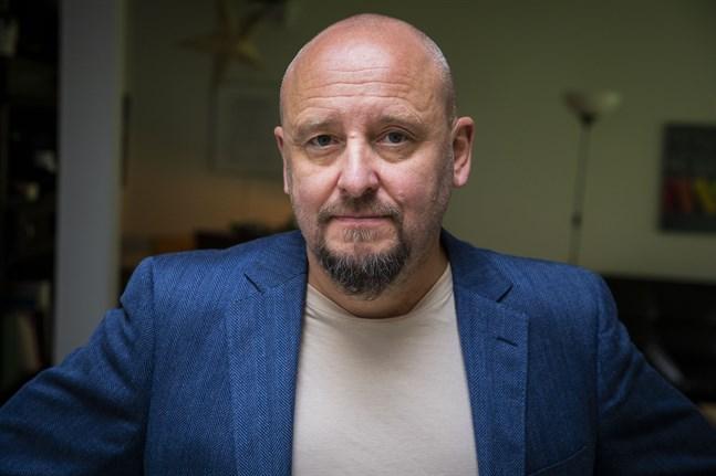 Claus Stolpe är aktuellt med en ny bok. Den här gången fokuserar han på fenomenet Donald Trump.