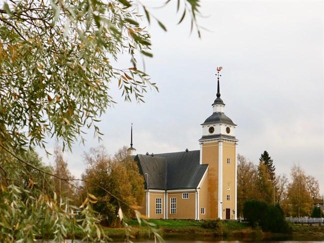 Sankta Birgitta kyrka är är en av Nykarleby församlings tre kyrkor. Förhoppningsvis ska hon snart få ett ansiktslyft.