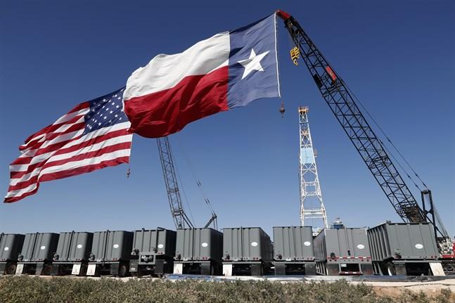 Efterfrågan på bland annat amerikansk olja har inte toppat ännu enligt oljekartellen Opec. Arkivbild.