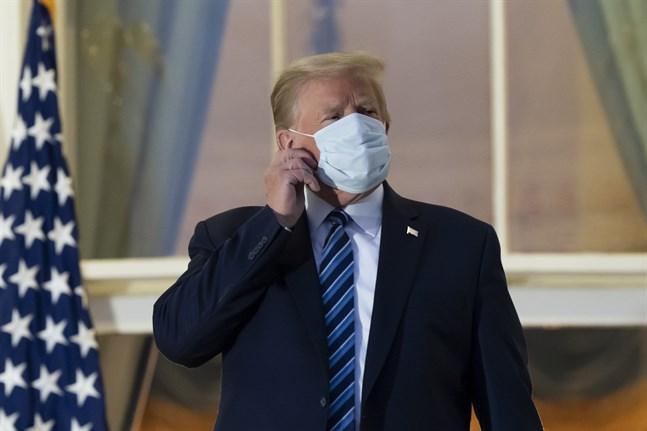 USA:s president Donald Trump har hyllat flera antikroppsmediciner sedan han insjuknade i covid-19. Astra Zeneca kommer att testa sin antikroppsmedicin på flera tusen försökspersoner de kommande veckorna.