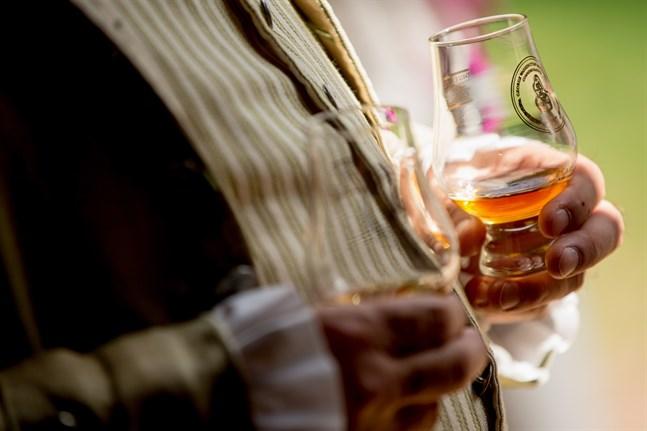 Alla destillerier i Skottland fick stänga i våras. Arkivbild.