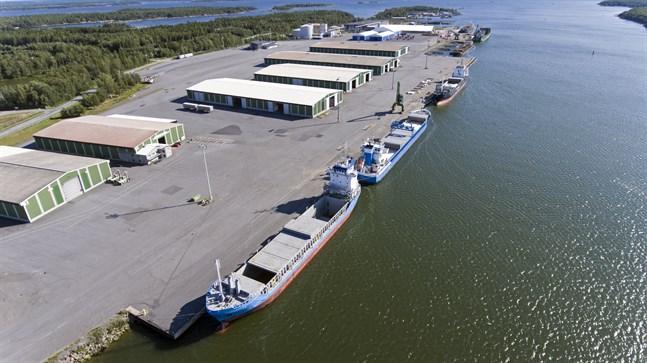 Kaskö hamn har ingått ett avtal om digitalisering av hamnens olika funktioner med ett norskt bolag.