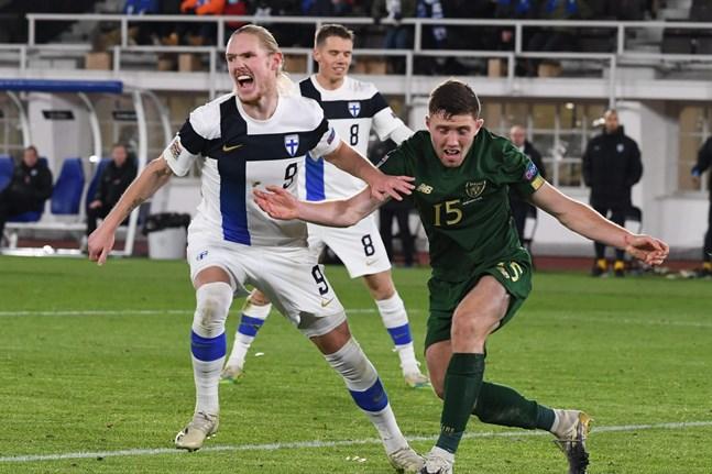 Fredrik Jensen går från klarhet till klarhet i landslaget.