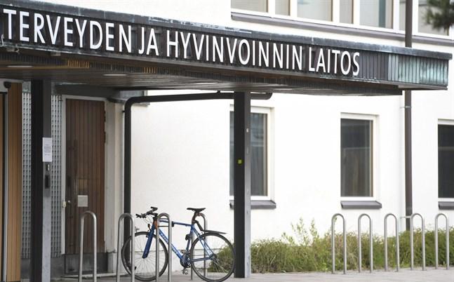 Institutet för hälsa och välfärd.