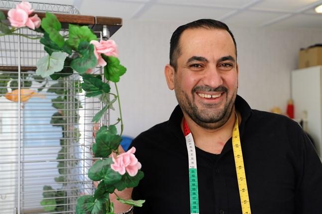 Fareed Al-Magasees.