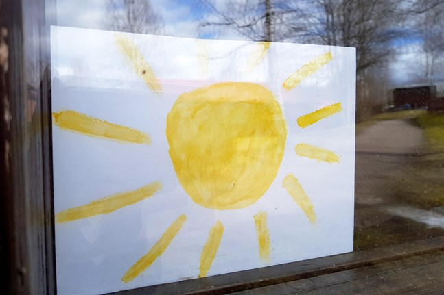 En ny rapport visar att en del finländska barn mår dåligt.