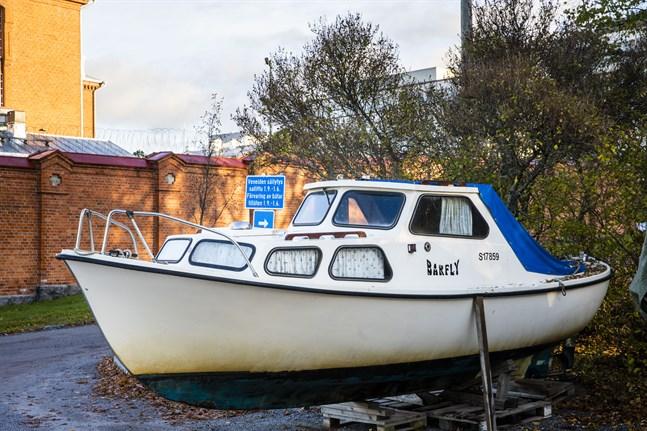 Kronomagasinsparken förblir en av platserna för vinterförvaring av båtar. Men förslaget är att platserna kostar.