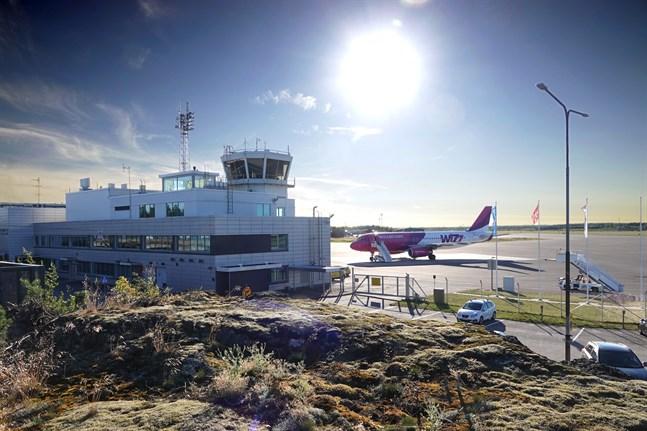 Flygförbindelsen mellan Åbo och Skopje i Nordmakedonien återupptogs i oktober efter en dryg månads uppehåll.