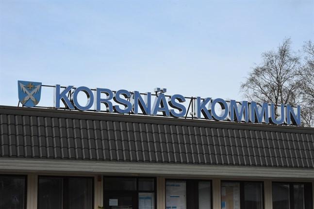Fyra av dagens sex nya coronafall kommer från Korsnäs.