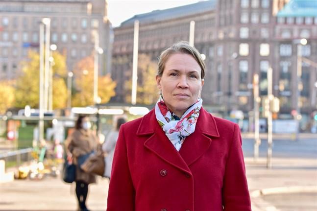Lia Markelin, samhällsanalytiker vid tankesmedjan Magma, säger att en stor andel av de som tillfrågats i rapporten uppfattar kommunens invånare som omedvetna om vad den demografiska utvecklingen kan föra med sig.