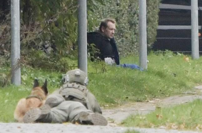 Livstidsdömde Peter Madsen försökte under tisdagen rymma, men flyktförsöket blev kortvarigt.