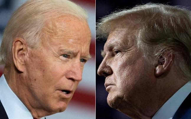Oavsett vem som vinner valet den 3 november väljer USA den äldsta presidenten någonsin. Joe Biden fyller 78 i november. Donald Trump fyllde 74 i somras.