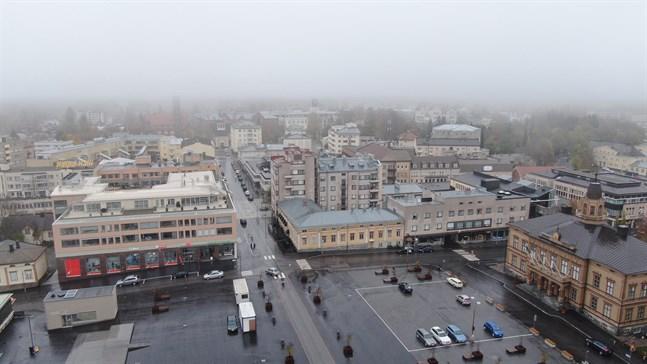 Jakobstad håller på att bli smittspridningens nya epicentrum.