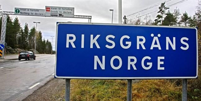 Alla regioner i Sverige är nu rödlistade av Norge. Arkivbild.