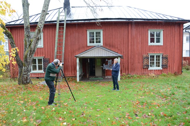 Canne Lundberg medverkar i Douglas Sivéns film om Kristinestad i ett historiskt perspektiv. Dokumentären är en del i en serie om finslandssvenska småstäder som kommer att visas på Yle Teema Fem.