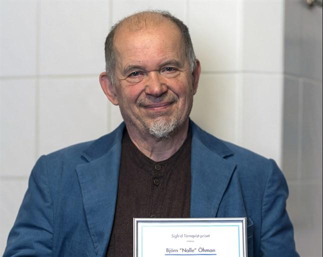 Björn Öhman.