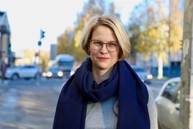 En konkurs är inget att skämmas över, säger advokat och ekonomie magister Nina Träskbäck i Vasa. Ibland kan det faktiskt vara det enda vettiga.