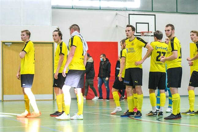 Det blir ingen futsalmatch för IK Myran denna helg. Följande match blir i Esbo den 23 januari.