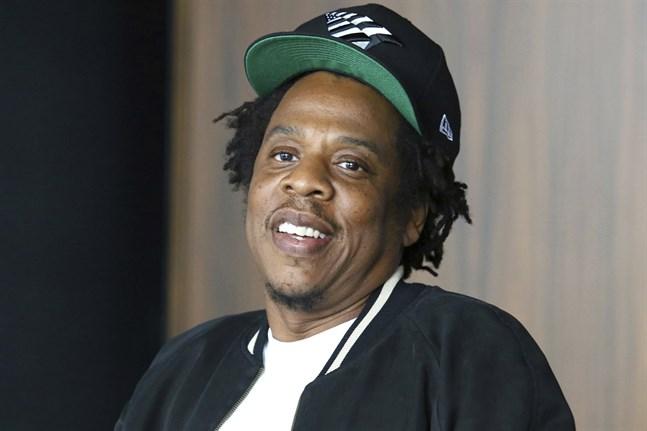 Jay-Z. Arkivbild.