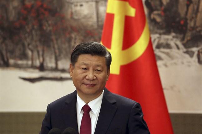 Kinas president Xi Jinping vill satsa på klimatet. Arkivbild.