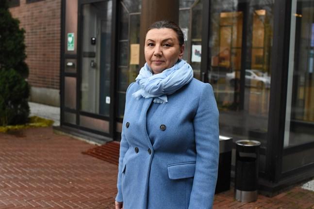 Emina Arnautovic har sagt upp sig från jobbet som verksamhetsledare på SFP-kretsen.