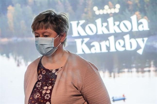 Stadsdirektör Stina Mattila säger att havet har och har haft stor betydelse för Karleby och är en viktig del i varumärket.