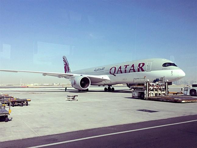En händelse på Dohas internationella flygplats i början av oktober har orsakat en diplomatisk dispyt mellan Qatar och Australien. Arkivbild.