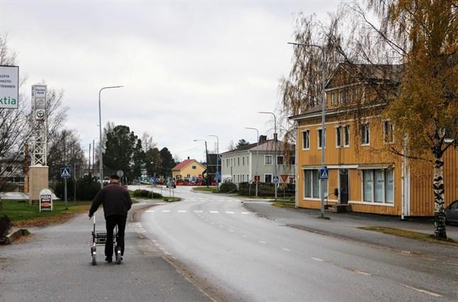 Inkomstskatten i Vörå är 21,5 nästa år.