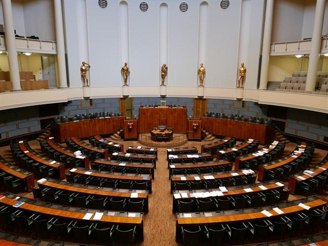 Posten som kanslichef för Finansministeriet anses vara en av de tyngsta tjänstemannaposterna i Finland med inflytande över de offentliga finanserna och landets ekonomiska politik. Arkivbild.