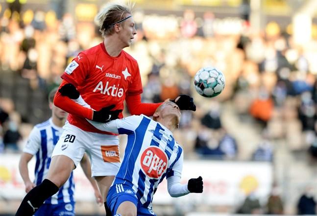 Ligan sista omgång spelas nästa vecka och det gör att Atomu Tanaka och de andra HJK:arna snart kan börja fira guldet. Motståndaren är HIFK:s John Fagerström.
