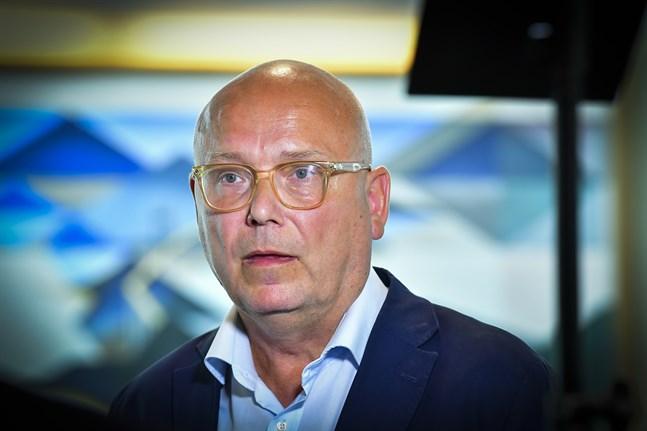 Magnus Ranstorp, docent på Centrum för asymmetriska hot- och terrorismstudier vid Försvarshögskolan. Arkivbild.