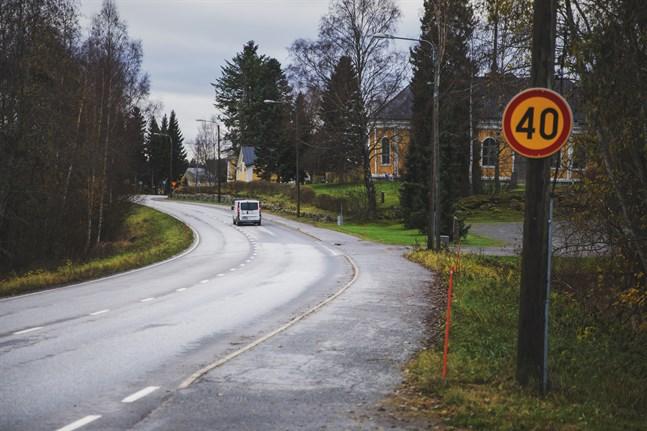 Byabussen kör från byar i olika delar av Korsholm till Smedsby och Vasa.