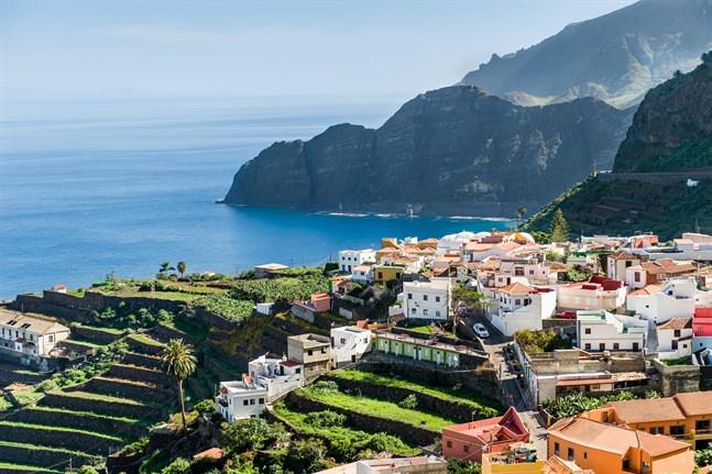 La Gomera är en av Kanarieöarna.