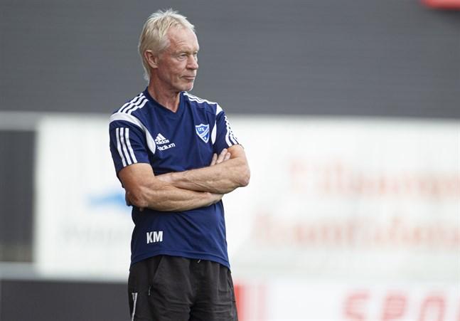 Lappfjärdsbördige Kristian Mangs har haft stora framgångar som fotbollstränare i Västerås.