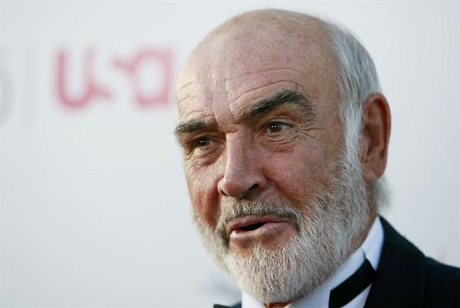 Sean Connery blev 90 år gammal. Arkivbild.