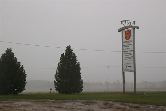 Skattesatserna föreslås vara oförändrade i Pedersöre.
