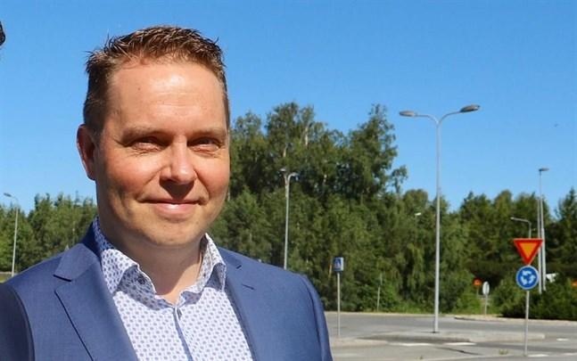 Niclas Lundell var delägare i DL Softfware då det såldes. Nu är han delägare i Confirma Software.