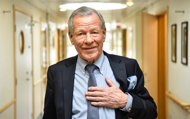 Anders Wiklöf tjänade över 5,4 miljoner euro i fjol.