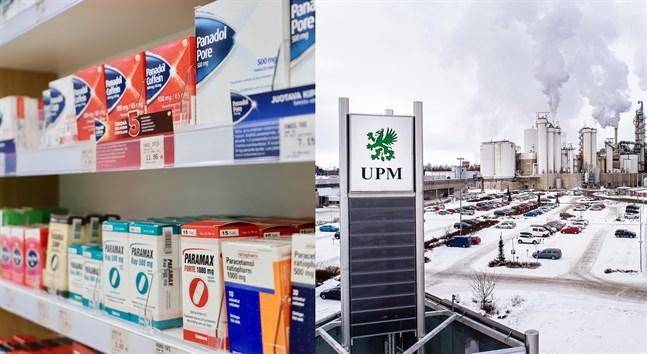 Den bäst betalda kvinnan i Österbotten är apotekare, medan den bäst betalda mannen är direktör på UPM.