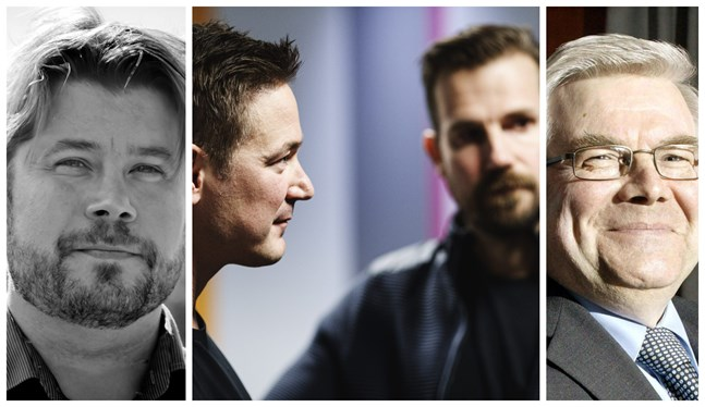 Petri Järvilehto, Ilkka Paananen och Mikko Kodisoja, samt Jorma Takanen toppar inkomstlistan i år.
