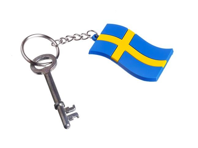 Svenskan spelar en viktig roll i skapandet av de exportkontakter vi behöver, konstaterar Kjell Skoglund.