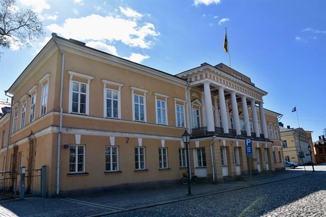 Coronafall vid högskolor i Åbo har antagligen inte att göra med aktiviteter på campus.