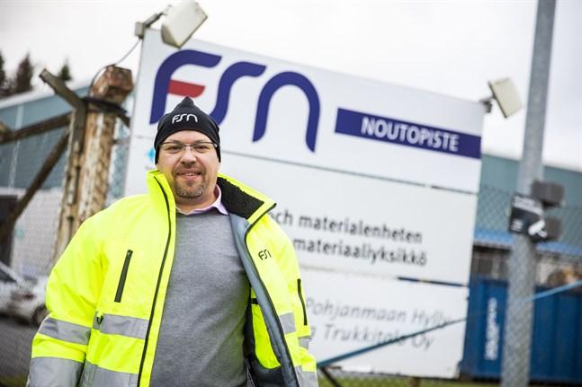 Anders Stennabba är numera vd på transportbolaget Casa Delivery, som tagit över Ikea-leveranserna från företaget FSN Logistics där han tidigare var försäljningsdirektör.