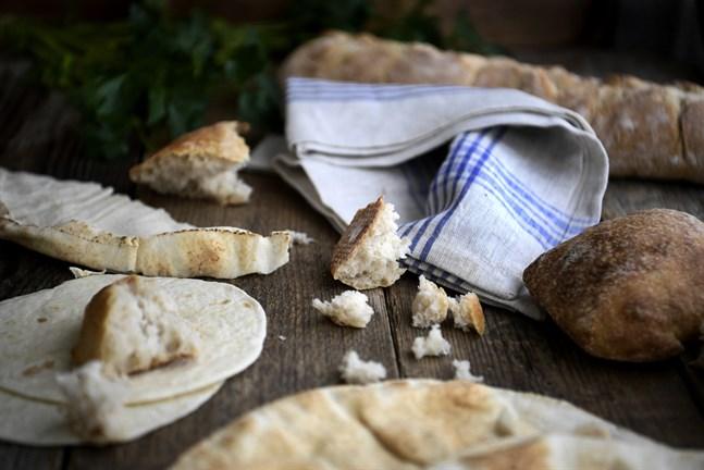 Bröd kan användas på många olika sätt i matlagningen.
