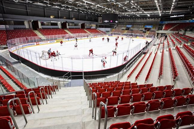 Det är oklart när Sports värvning anländer till Vasa.