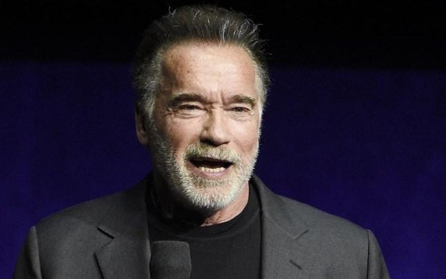 Arnold Schwarzenegger gör tv-dramadebut.