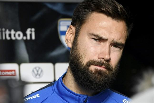 På grund av skadekänningar är det lite osäkert i vilken mån landslagskaptenen Tim Sparv kan medverka i Nations League-matcherna mot Bulgarien och Wales.