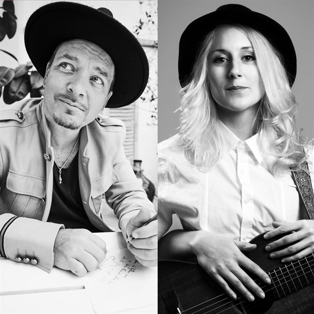 Fredrik Furu och Frida Andersson gör en gemensam julturné, som innehåller fyra konserter i Österbotten.