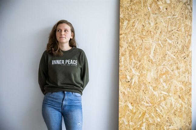 Rebecka Hägert-Backull säger att det bara behövs några människor som läser in sig och engagerar sig för att ätstörningsvården ska bli bra.