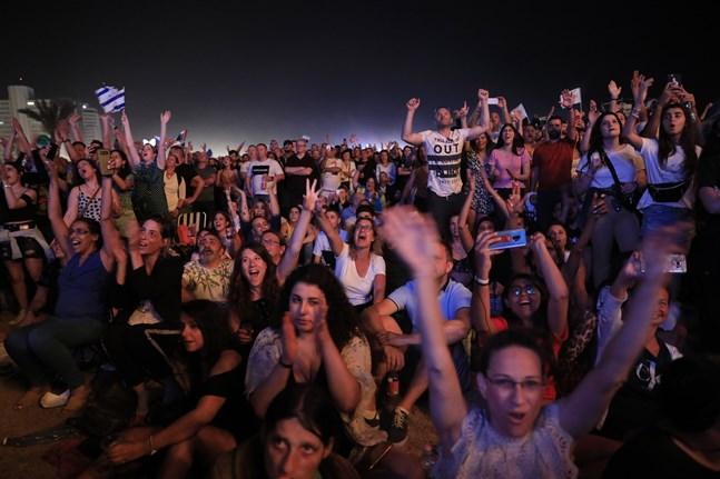 Eurovision Song Contest sist det begav sig, i Tel Aviv, Israel, 2019.